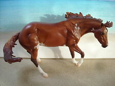 "Breyer Modellpferd Traditional ""Sheila"" Breyerfest 2016  Working Cow Horse"