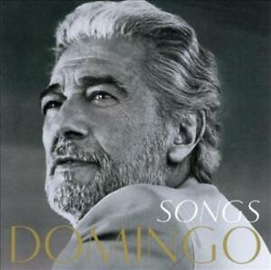 PLCIDO DOMINGO - SONGS NEW CD
