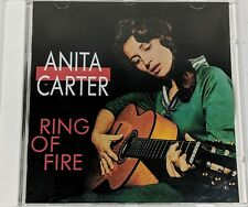 Ring Of Fire By Anita Carter Cd Dec 1988 Bear Family For