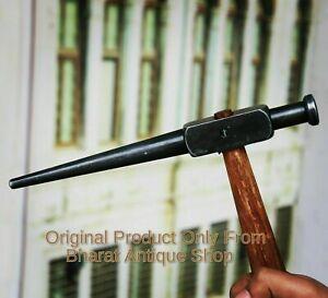 Black-High-Quality-Woodpecker-Iron-Blacksmith-Hammer-Tinsmith-Useful-Item