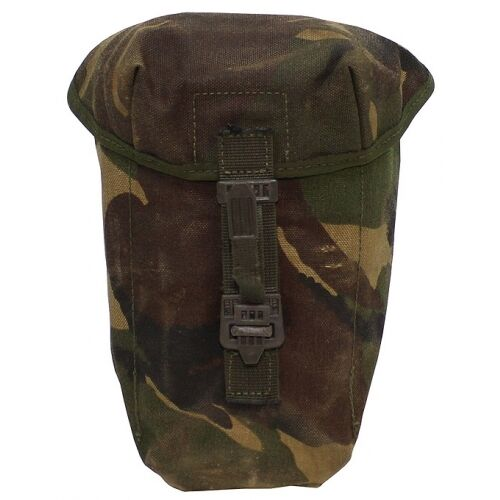 Original Brit. bidons sac DPM Camouflage d'occasion camping extérieur sac