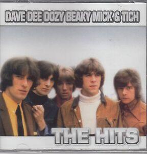 Dave-Dee-Dozy-Beaky-Mick-amp-Tich-The-Hits-25-Best-Of-CD-Neu