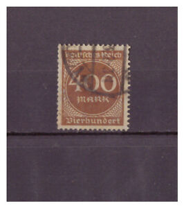 Empire-Allemand-Minr-271-Used-Veritable-Infla-Berlin-Verifie