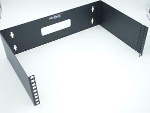 4U-Hinged-wall-bracket-rack-19-034-Data-Rack-AV-Rack-used-with-PDU-Patch-Panel
