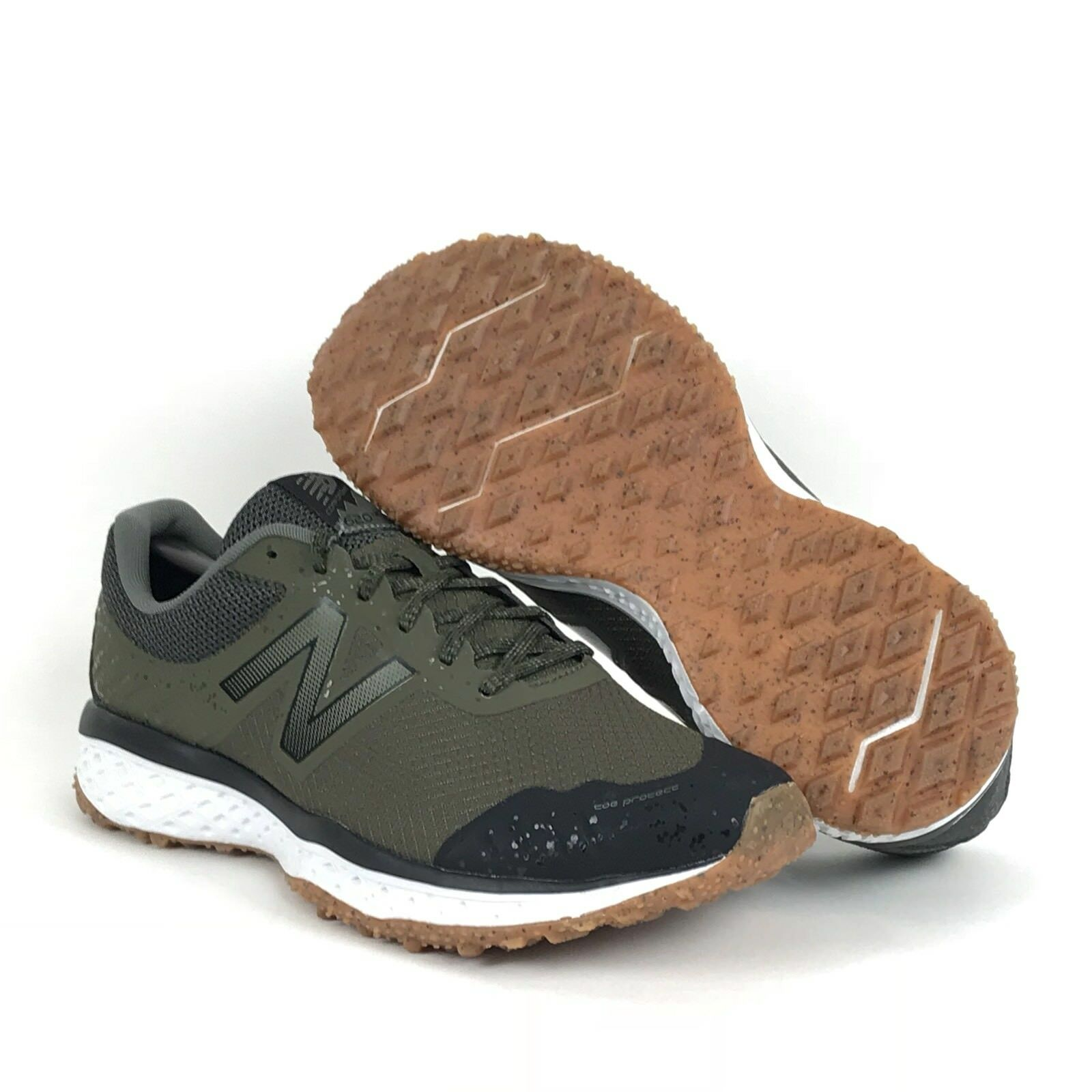 New Balance Mens 620v2 Military Dark Triumph Green 4E Trail Running Shoe Size 10