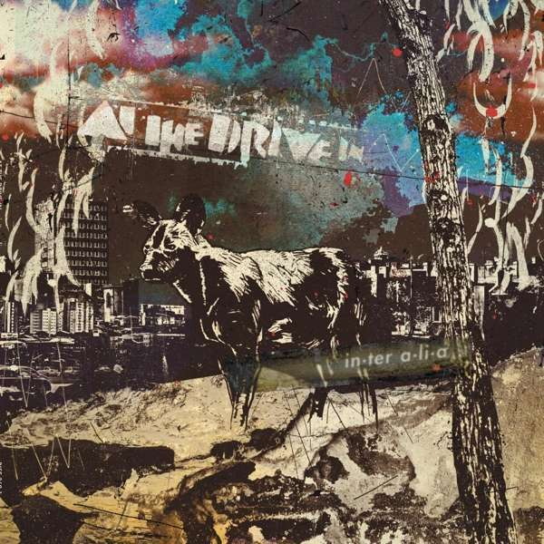 At The Drive-In - In.ter A. Li.a Nuevo CD