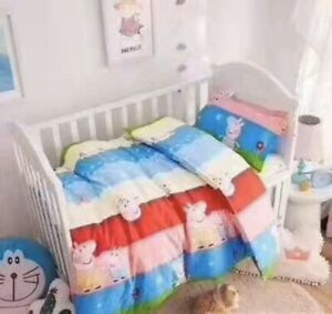 Baby Bedding Cot Set Nursery Comforter