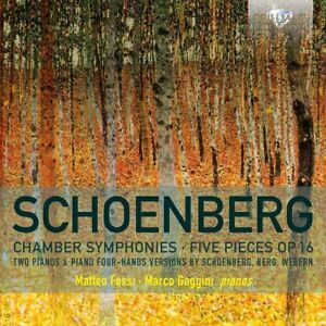 CHAMBER-SYMPHONIES-FIVE-PIECES-OP-16-FOSSI-MATTEO-GAGGINI-MARCO-CD-NEW