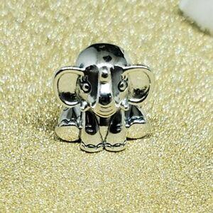 Details about Authentic Pandora #799088C00 Ellie the Elephant Charm