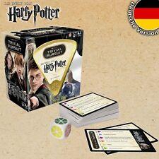 Trivial Pursuit Harry Potter Gesellschaftsspiel Travel Edition Spiel Deutsch