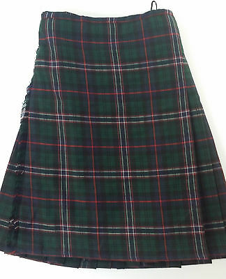 Analitico Scottish National 8yd Kilt Only Ex Hire £99 A1 Condition Large Stock But Hurry