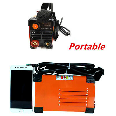Lightweight Portable Mma Electric Welder 220v Inverter Arc Welding Machine Tool High Quality Welding & Soldering Equipment