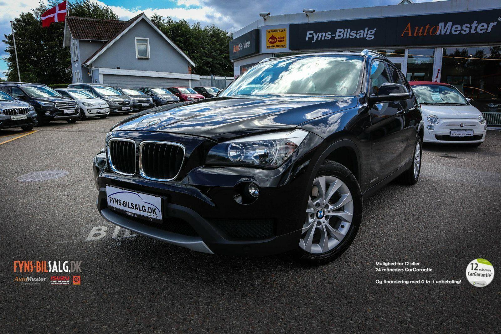 BMW X1 2,0 xDrive18d aut. 5d - 229.900 kr.