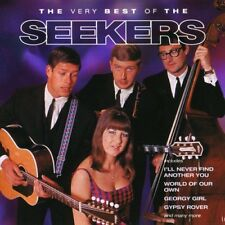The Very Best of the Seekers [EMI] by The Seekers (CD, Jul-2001, EMI Music Distribution)