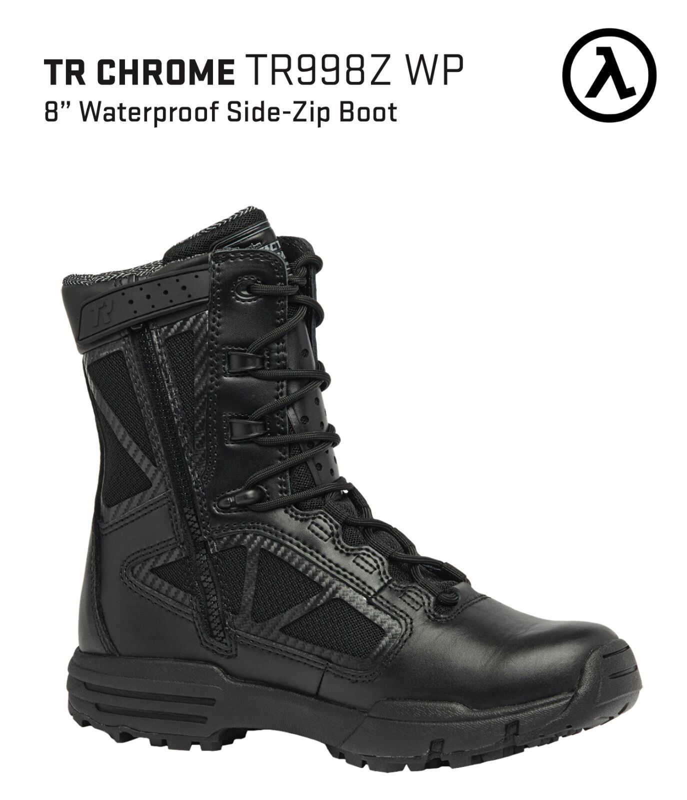 BELLEVILLE TR998ZWP CHROME SERIES 8