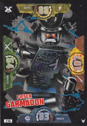 LEGO Ninjago Serie 3 Trading Card Game XXL Karte Fieser Garmadon