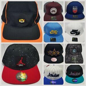 Nike-Aerobill-amp-Air-Jordan-Jumpman-amp-Nike-SB-New-Snapback-Hats-Caps-Multicolor