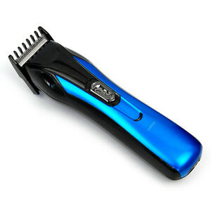 professional rechargeable men 39 s electric shaver razor beard hair clipper. Black Bedroom Furniture Sets. Home Design Ideas