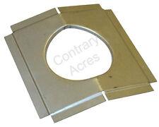 John Deere A G 60 Hood Patch For Muffler Cutout