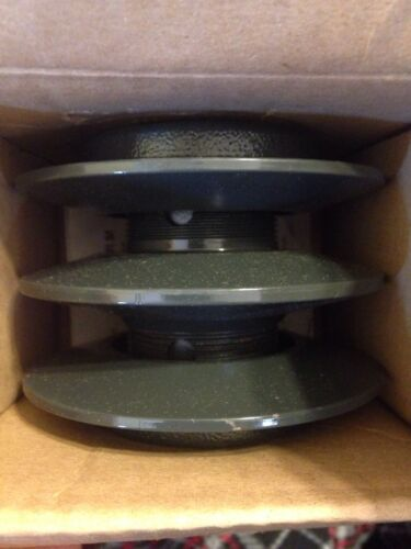 Browning V-Belt Sheave 2L495 2VP42X1 New Metal Machine Industrial Steam Punk Y