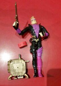 Vintage-1988-Hasbro-C-O-P-S-N-Crooks-action-Figure-Koo-Koo