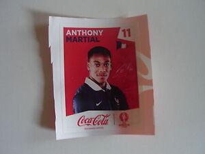 1-Sticker-Coca-Cola-n-11-Anthony-Martial-equipe-de-France-UEFA-Euro-2016