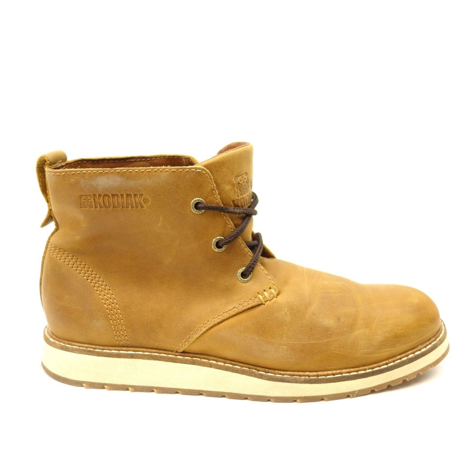 Kodiak Para hombre Chase botín chukka impermeable al aire libre Casual Athletic botas