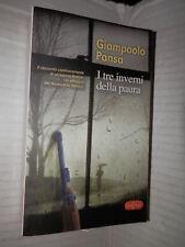 I TRE INVERNI DELLA PAURA Giampaolo Pansa. RCS libri Super Pocket 284 2010 libro