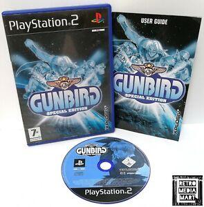 Gunbird-Special-Edition-Sony-Playstation-2-ps2-PAL-Spiel-ausgezeichnete-komplett