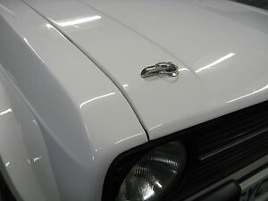 FORD-ESCORT-MK1-Mk2-GRAYSTON-BONNET-PINS-IN-SILVER-GROUP-4-HISTORIC-RALLY