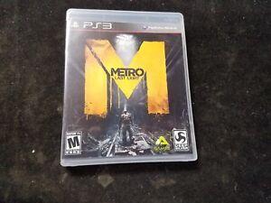 Metro-Last-Light-Sony-PlayStation-3-2013-Complete-CIB
