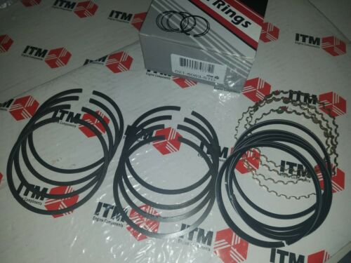 245 Engine Piston Ring Set 76-80 92mmx2x2x4 AQ140 242-244 Volvo B21 AQ125