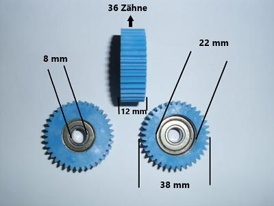 Graisse 50 g 36 dents seegerringe 8 mm Joint D/'étanchéité Set: engrenages pour BAFANG