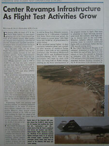 2-1991-ARTICLE-7-PAGES-EDWARDS-AIR-FORCE-BASE-FLIGHT-TEST-ATF-YF-22-YF-23-B-2