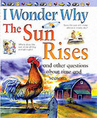 """1 of 1 - """"AS NEW"""" Brenda Walpole, I Wonder Why the Sun Rises and Other Questions About Ti"""