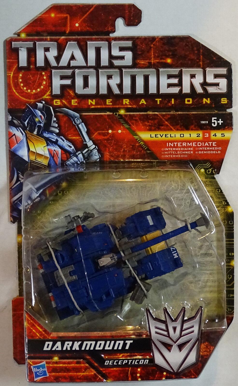 HASBRO® 19819 Transformers Generations (2010) Deluxe Darkmount