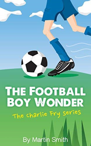 Football Boy Wonder BOOK NEUF