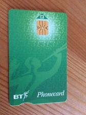 Collectable BT Phone Card Phonecard £3 Face Value