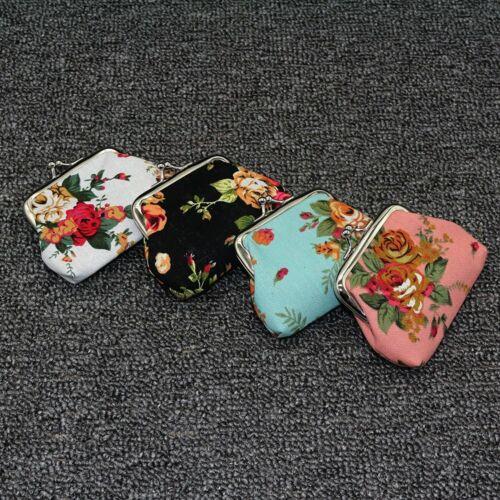 Lady Small Wallet Women Coin Purse Cute Wallet Purse Clutch Pouch Bag Card Key