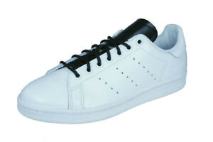 outlet store 89661 b11b2 Image is loading adidas-Originals-Stan-Smith-Mens-Leather-Sneakers-Casual-