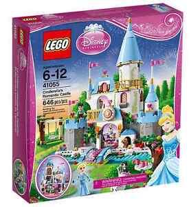 Château romantique Lego® Disney Princess 41055 Cendrillon Neu Ovp Nouveau Misb Nrfb