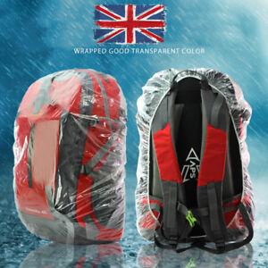 Hot Waterproof Dust Rain Cover Travel Hiking Backpack Camping Rucksack Bag UW