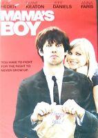 Mama's Boy (2007) Jon Heder Anna Faris Diane Keaton Jeff Daniels Eli Wallach
