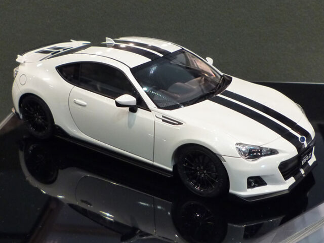 Tamiya 24336 1/24 Scale Model Sport Car Kit Subaru BRZ Street Custom STi Tuned