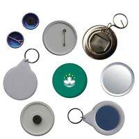 Macau Flag Pin Button Badge Magnet Keyring Bottle Opener Mirror