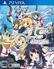Infinite Stratos 2: Ignition Hearts (Sony PlayStation Vita, 2014) - Japanese Version