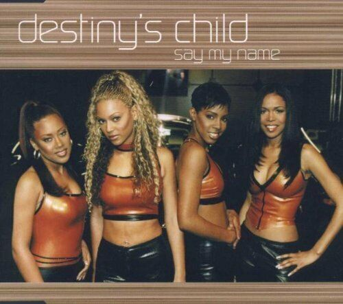 Destiny's Child Say my name (2000)  [Maxi-CD]