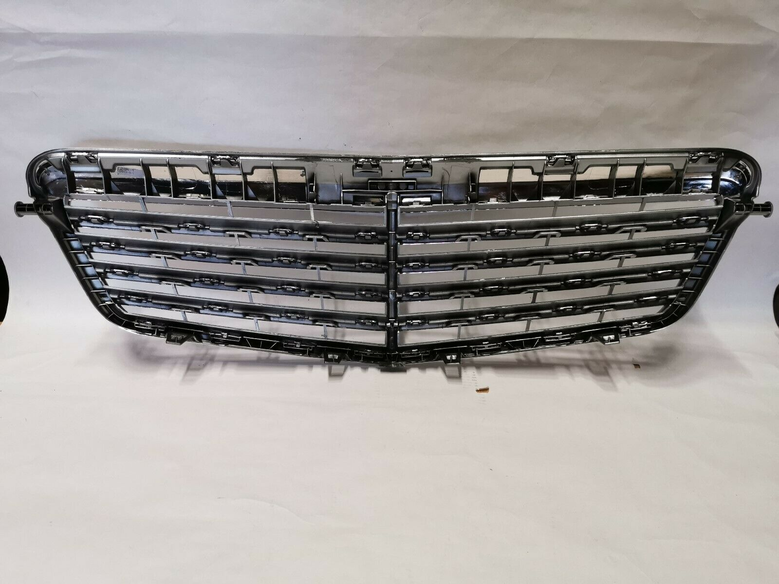 Front License Plate Holder Fits MERCEDES E-Class W212 2009-2013