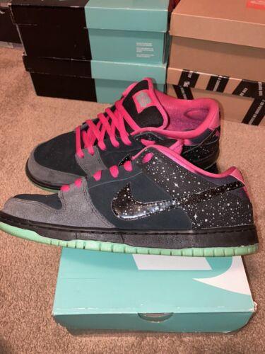 Nike SB Dunk Low Premier Northern Lights Size 11 7