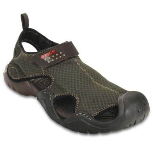 Crocs Swiftwater Textile//Mesh Haut Homme Sandales Toutes Tailles Dans Différentes Couleurs